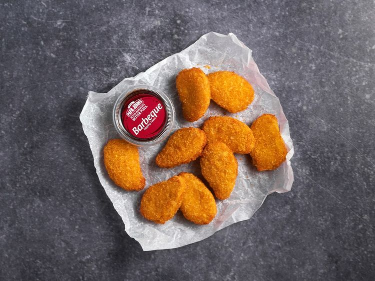 Papa John's 'NoChicken' vegan chicken nuggets