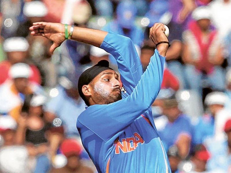Harbhajan Singh  India's 2011 World Cup