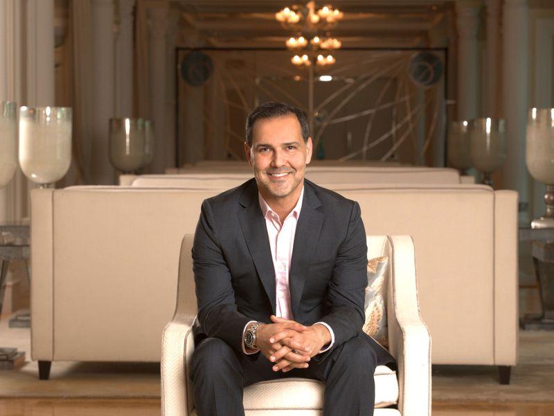 Raki Phillips, RAKTDA CEO