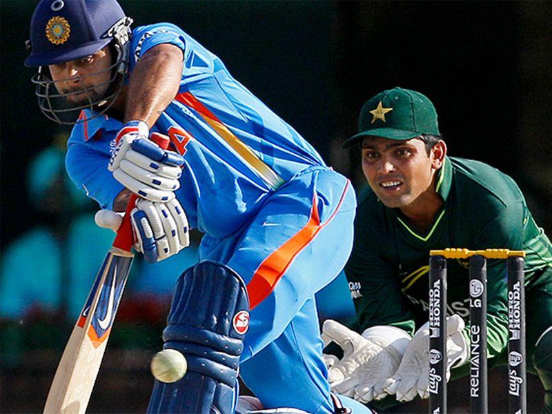 Virat Kohli India's 2011 World Cup cricket