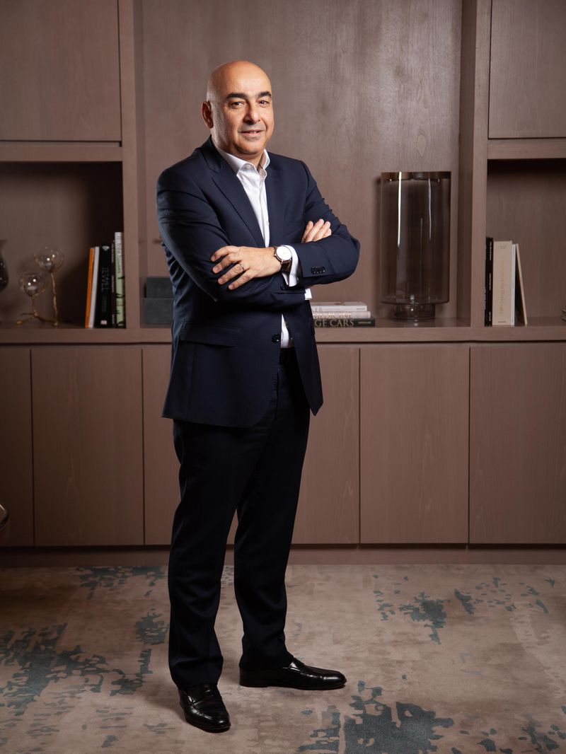 Wael Al Sharif, CEO at Takaful Emarat