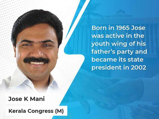 Jose K Mani Main