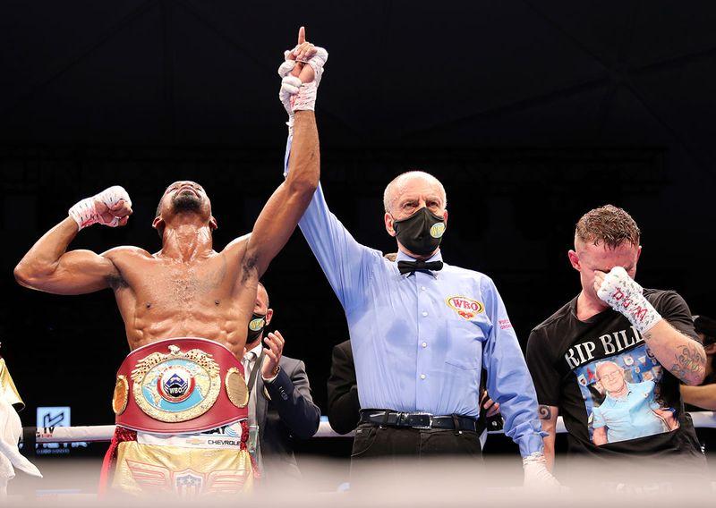 APTOPIX_Emirates_Boxing_Herring_Frampton_33490