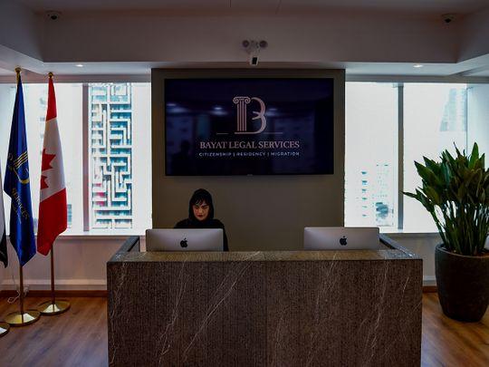 Bayat Legal Services office