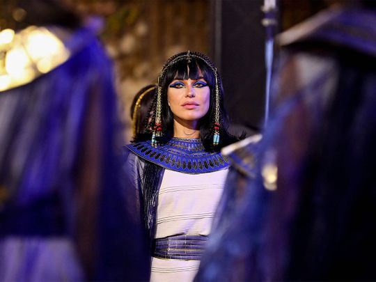 Mummy Parade Cairo