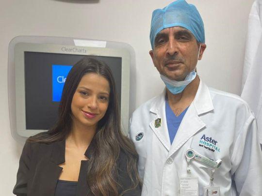 NAT-Isabella-Goncalves-Moraes-with-Dr-Vikram-Mohindra