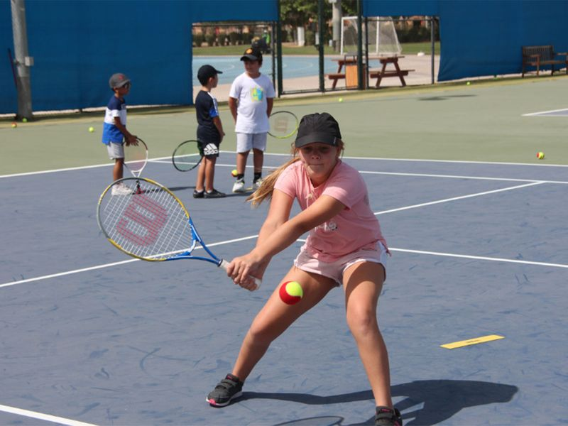 Tennis and rugby training is also available at ISD