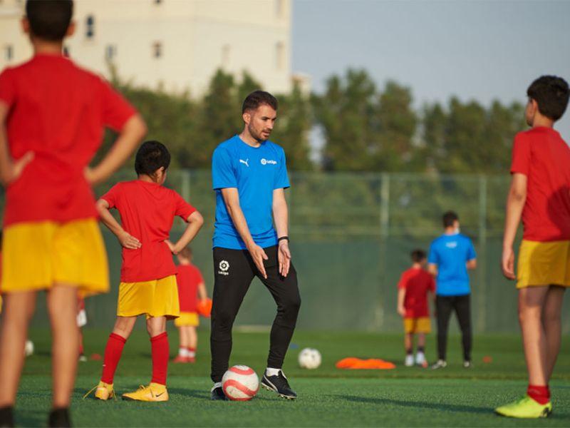 The La Liga Academy at ISD is world class