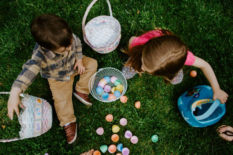 Why is Easter celebrated with chocolate eggs?