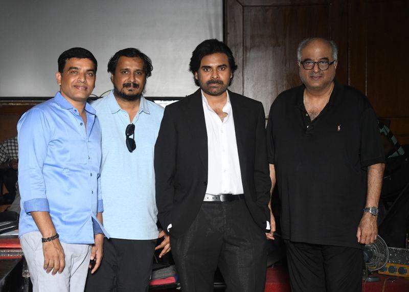 Boney Kapoor with Pawan Kalyan-1617626708852
