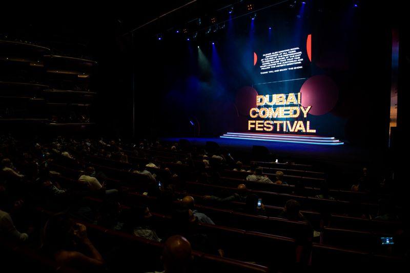 Dubai Comedy Festival 2020-1617610717640