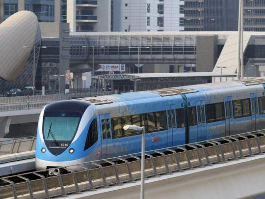 Dubai Metro-1617628343361