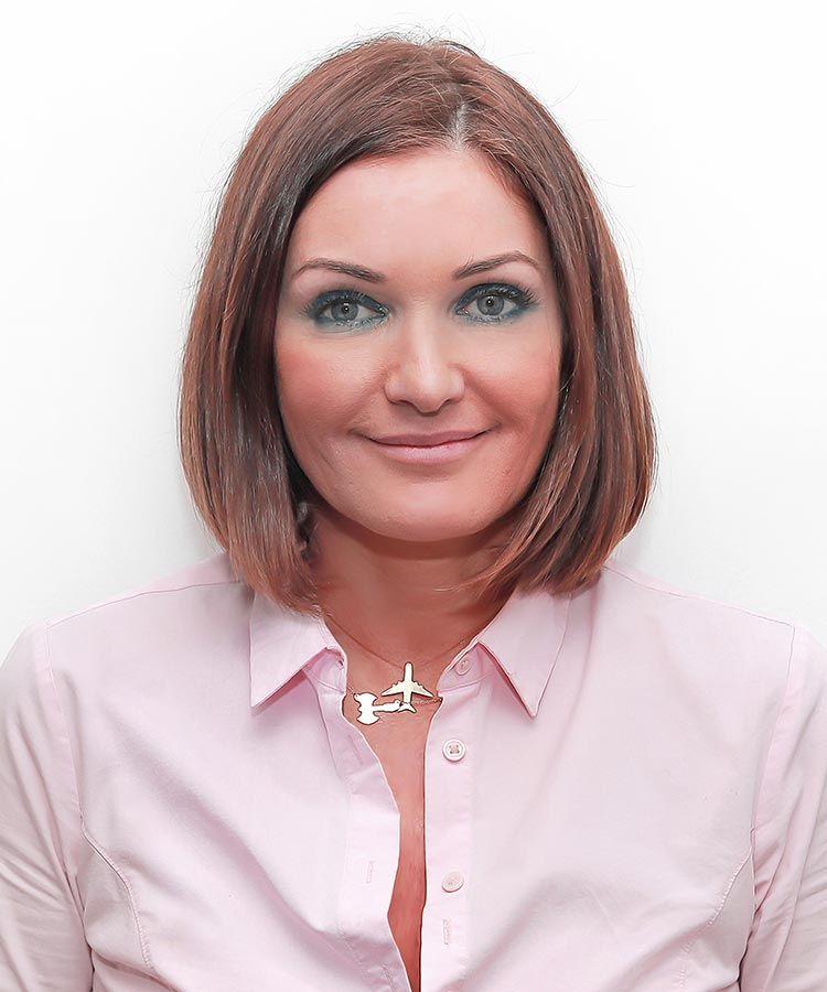 Gail Sangster, Assets Director – Nakheel