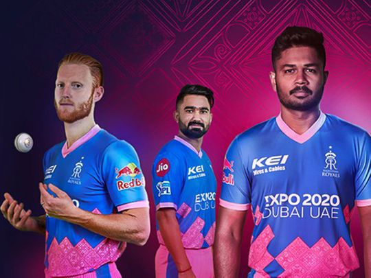 Rajasthan Royals have launched their IPL 2021 kit
