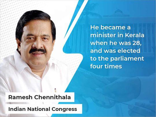 Ramesh Chennithala Main
