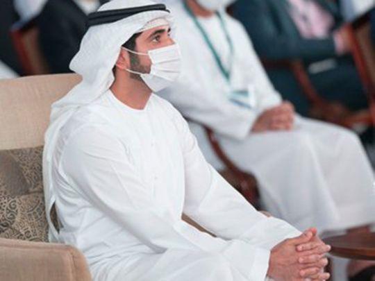 Sheikh Hamdan bin Mohammed