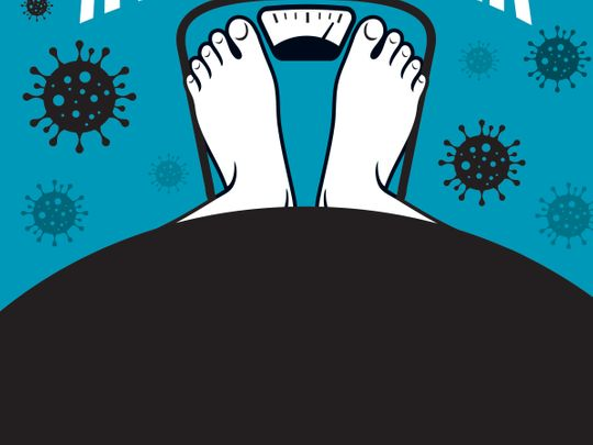 Covid-19 and obesity: A potent mix