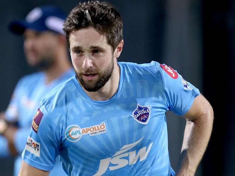 Delhi Capitals' Chris Woakes impressed with the white ball