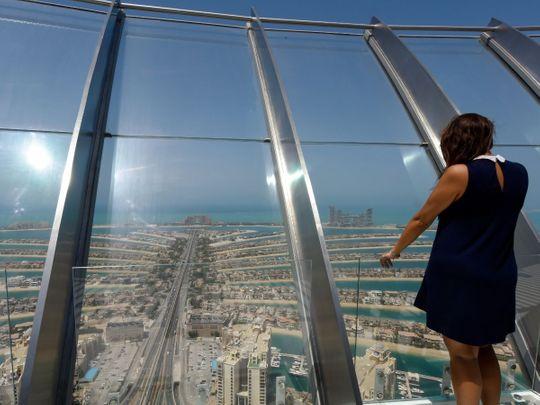 First look:  The View Palm Jumeirah, Dubai's new observation deck