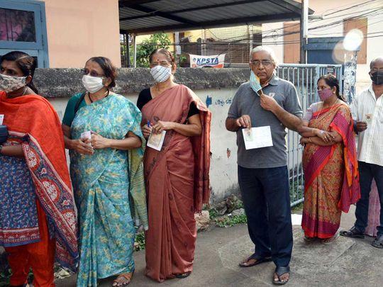 Kerala elections polls