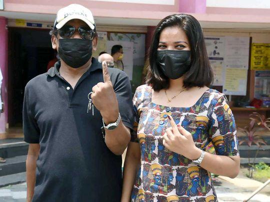 Kerala voters elections polls