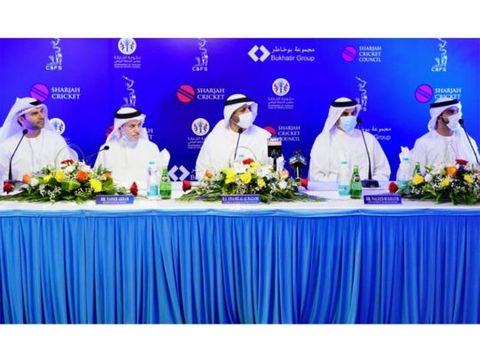 Sharjah Cricket Council Cricketers Benefit Fund Series (CBFS) panel