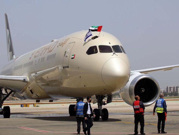 Stock Etihad Airways 4