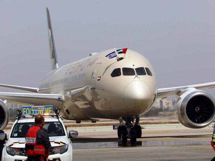 Stock Etihad Airways 5