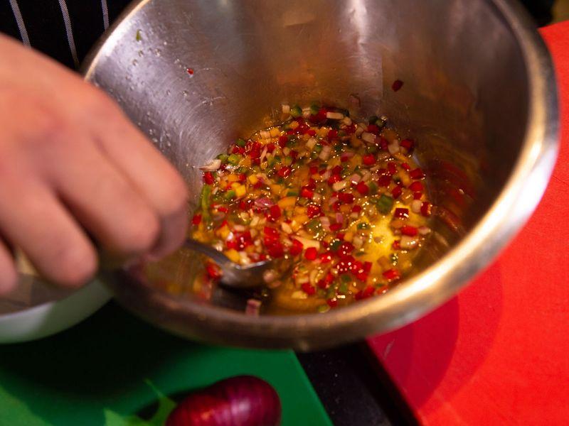 Criolla sauce