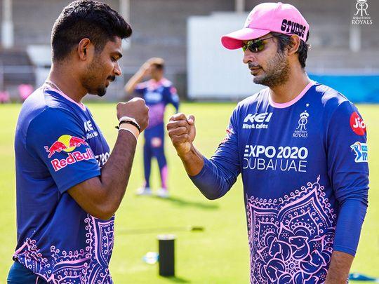 IPL-Sanga & Samson