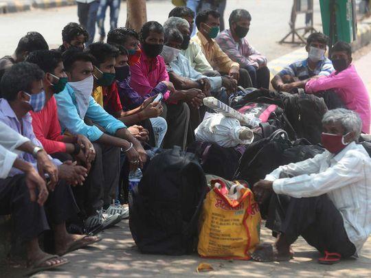 Migrant workers Bihar Mumbai India