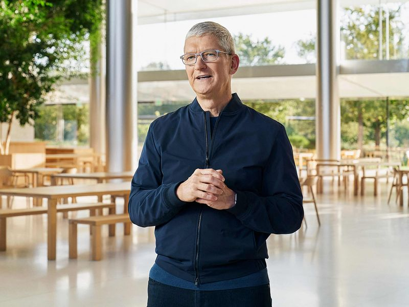 I never spoke to Elon Musk on buying Tesla: Tim Cook