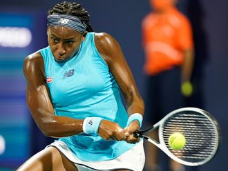 Coco Gauff and Ash Barty were among the winners in Charleston