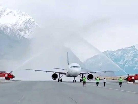PIA flight skardu pakistan