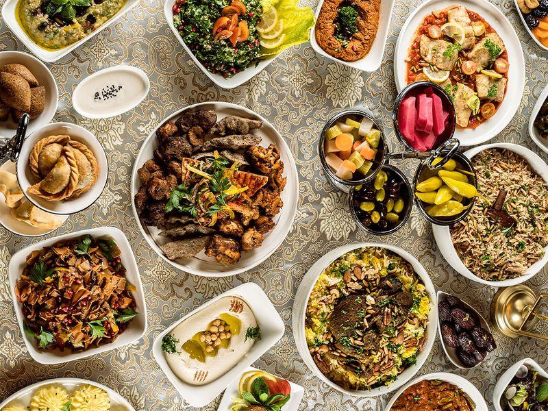 Ramadan at the Ritz DIFC