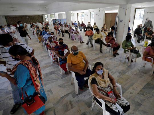 India vaccine covid