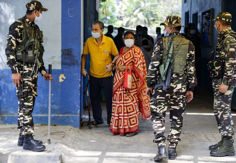West Bengal elections 2021: Four killed as security forces open fire on armed mob in Cooch Behar's Seetalkuchi