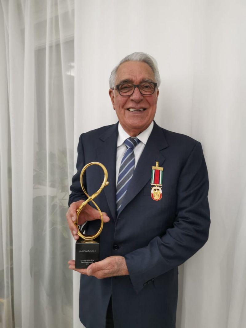 Dr El Shammaa award winner-1618070520848