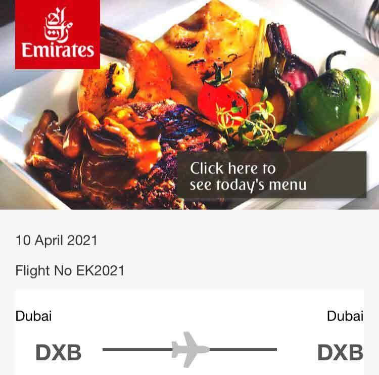 Emirates EK2021