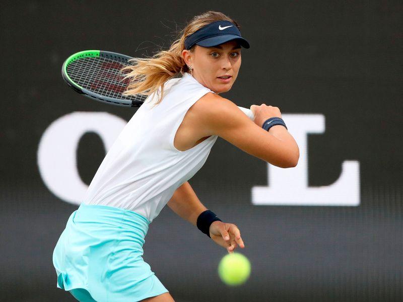 Tennis: Spain's Paula Badosa ousts world No. 1 Ash Barty at Charleston