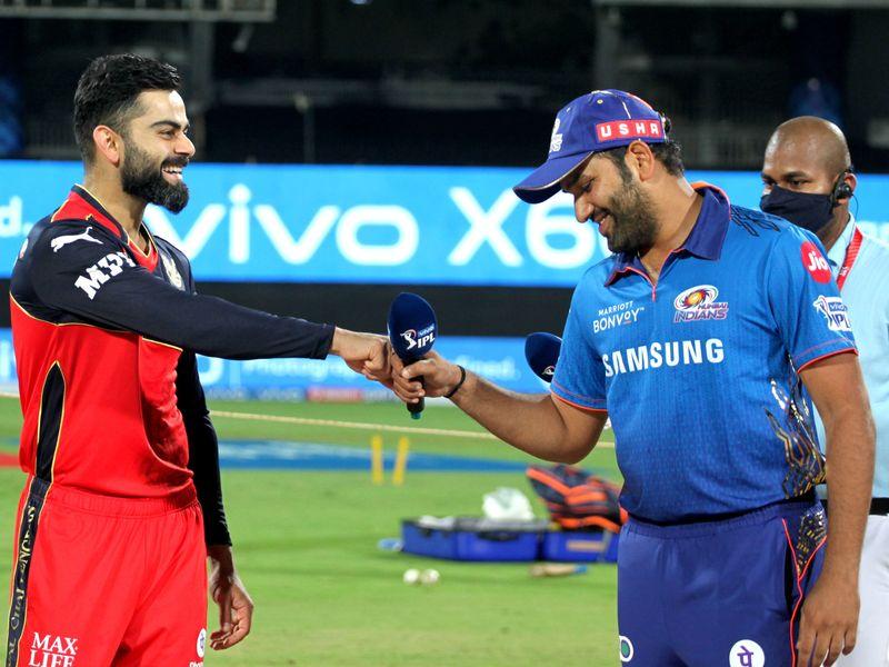 IPL 2021 in pictures: Kohli's Royal Challengers Bangalore humble Mumbai Indians