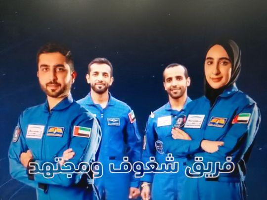 UAE-astronauts