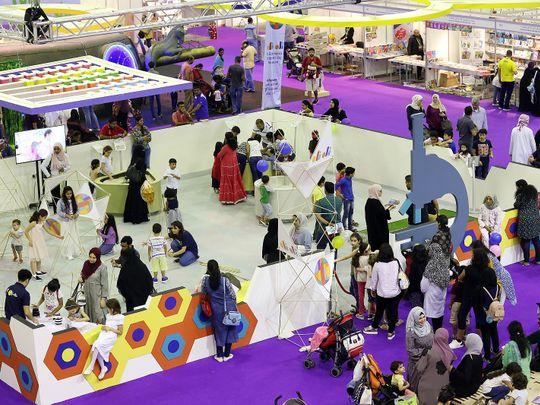 NAT Sharjah Children Reading-1618144110767