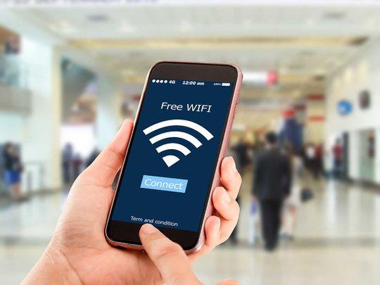 STOCK free wifi