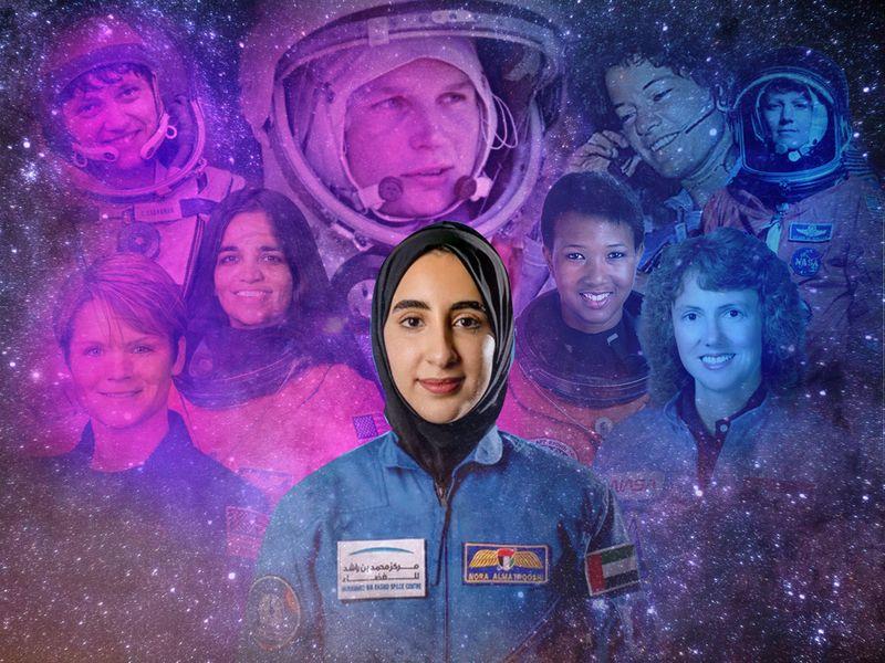 Emirati astronaut Nora Al Matrooshi: First Arab 'space girl' set for orbital mission