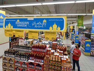 Stock Ramadan Shopping