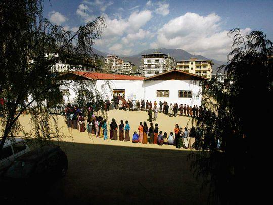 Bhutan covid vaccine