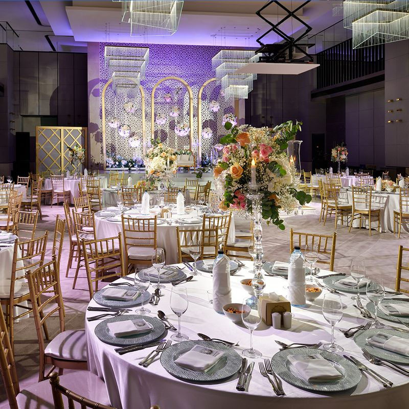 Diamond Ballroom Address Dubai Mall