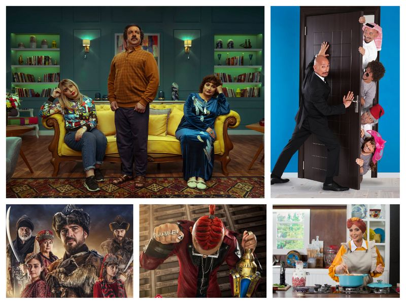 Ramadan 2021 guide to TV viewing