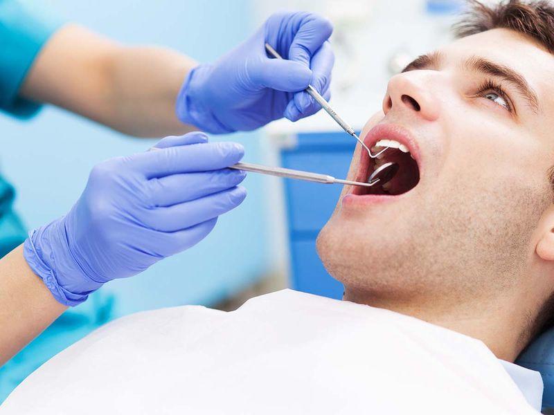 Stock dental dentist